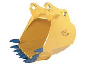 Excavator & Loader Attachments Genalco